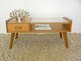 The G-Plan Brandon coffee table, early 1950s.