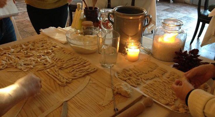 Cooking courses at Masseria Salinola Puglia - Italy