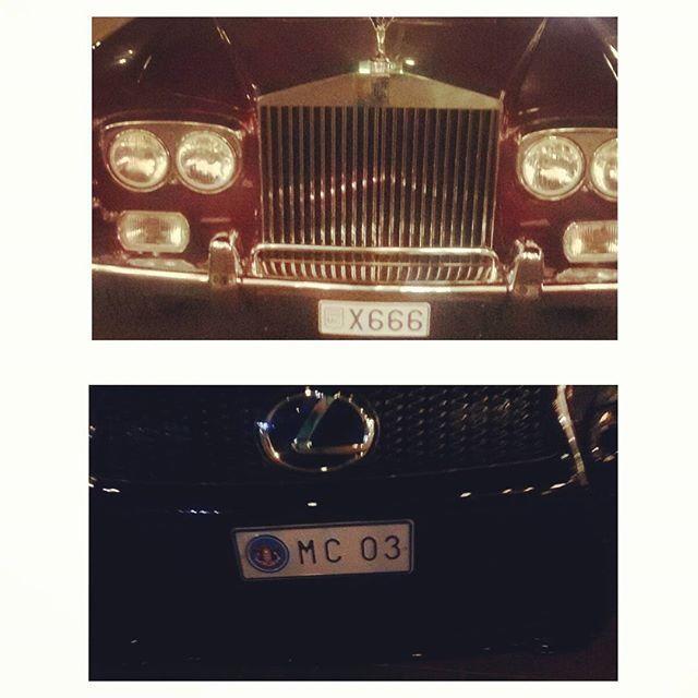 #PortHercule Ницца, день четвёртый. Монако.... А на этих машинках приехали в казиношку поиграть члены королевской семьи by aljonamouse from #Montecarlo #Monaco