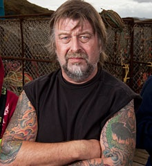 Phil Harris Captain of the Cornelia Marie from Deadliest Catch - miss him