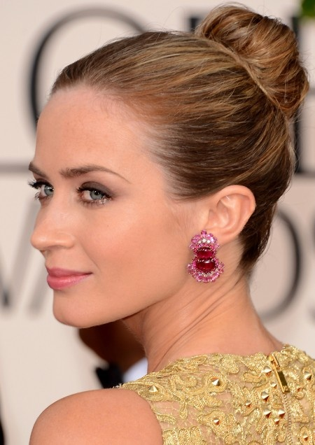 Emily Blunt_2013 Golden Globes_makeup how-to