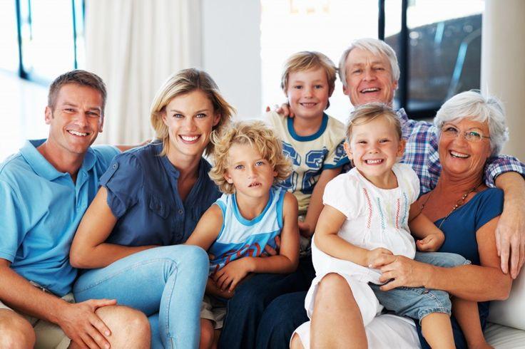 piacere di stare in famiglia
