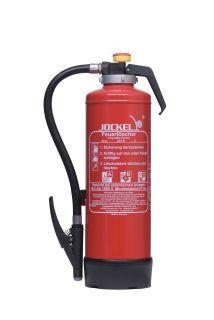 #Feuerlöscherwartung einfach - Aufladefeuerlöscher haben Vorteile bei der regelmäßigen #Feuerlöscher Wartung