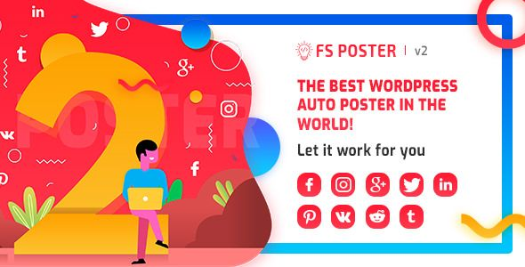 Download Free Fs Poster V2 7 2 Wordpress Auto Poster Scheduler