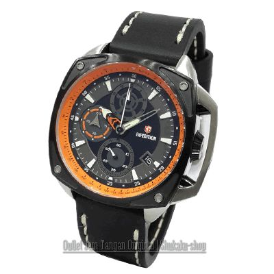 Jam Tangan Expedition E-6646 Silver Black Orange Rp 1,080,000 | BB : 21F3BA2F | SMS :083878312537