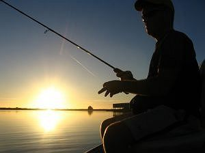 """Don't miss out on the """"Last Chance Before School Starts"""" Free Fishing Clinic at Captree State Park! Will take place all day from 6 AM-7 PM."""