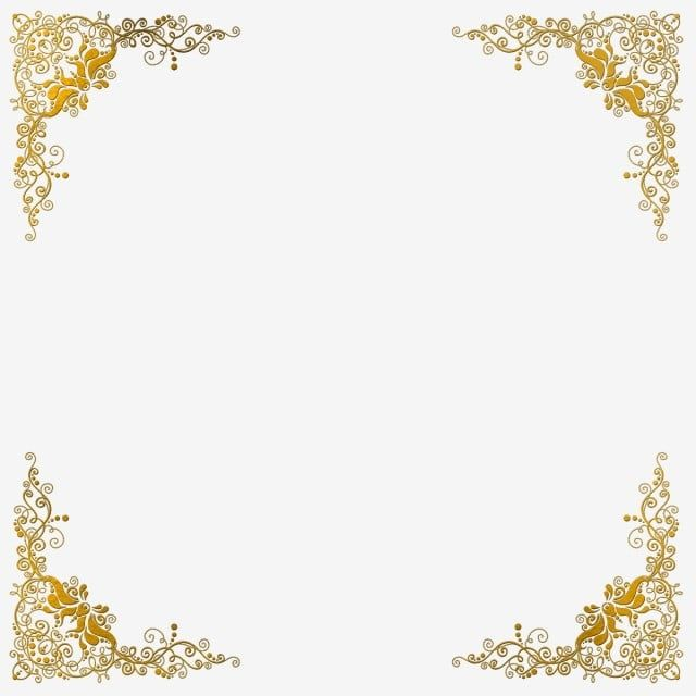 Gold اطار ذهبي فلتر فلاتر زواج Freetoedit Remixit In 2021 Flower Graphic Design Floral Border Design Wreath Drawing