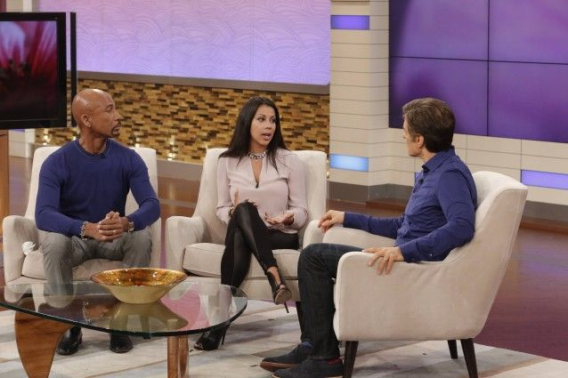 Living Well with Montel - Maressa Williams and Montel Williams on the Doctor Oz Show.