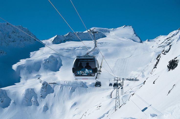 Solden Austria Ski Resort