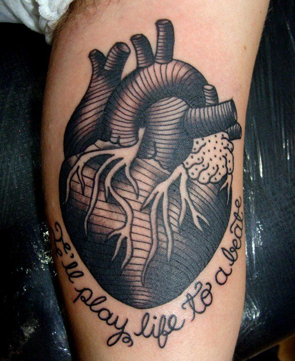 49 best tatouage dessin coeur images on pinterest beautiful drawings heart tattoo designs and - Dessin tatouage femme ...