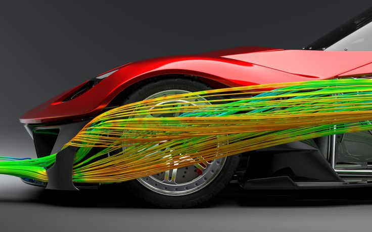 Impact of integrating simulation in the automotive design process.