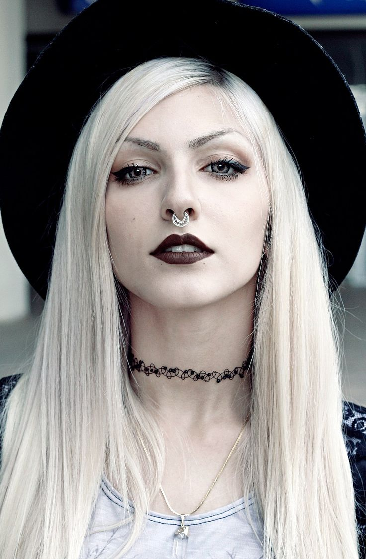 1000 ideas about pastel goth makeup on pinterest nu goth makeup - Lindsay Woods More Blonde Gothgoth Makeupalternative