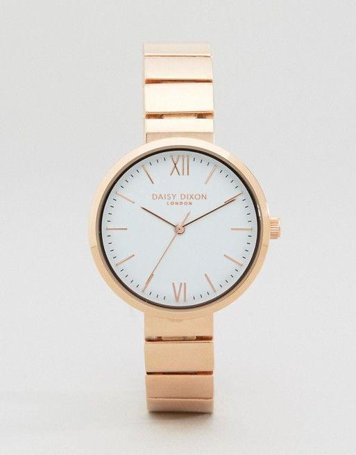 Daisy Dixon Rose Gold Victoria Watch