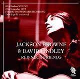 JACKSON BROWNE & DAVID LINDLEY(ジャクソンブラウンアンド ...