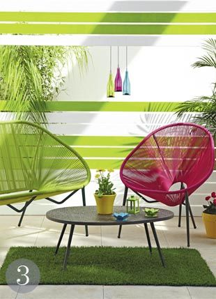 Blooma Moretta Retro Style Stackable Chair And Bench From Bu0026Q | Garden |  Pinterest | Stackable Chairs And Gardens Part 79