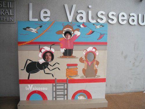 Le Vaisseau - #Strasbourg - #Alsace