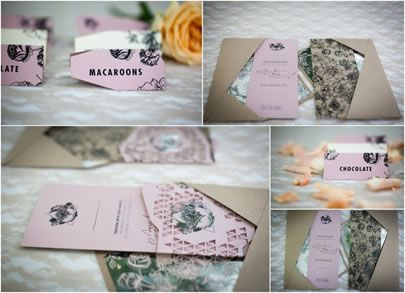 Wedding Stationary | Wedding Collection Magazine