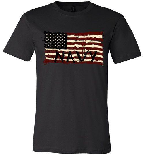 US NAVY Flag Tee