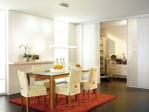 11 besten schiebet ren k che bilder auf pinterest k che und esszimmer wohnen und beratung. Black Bedroom Furniture Sets. Home Design Ideas