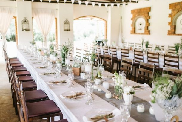 Contemporary Rustic Wedding by Louise Vorster   SouthBound Bride