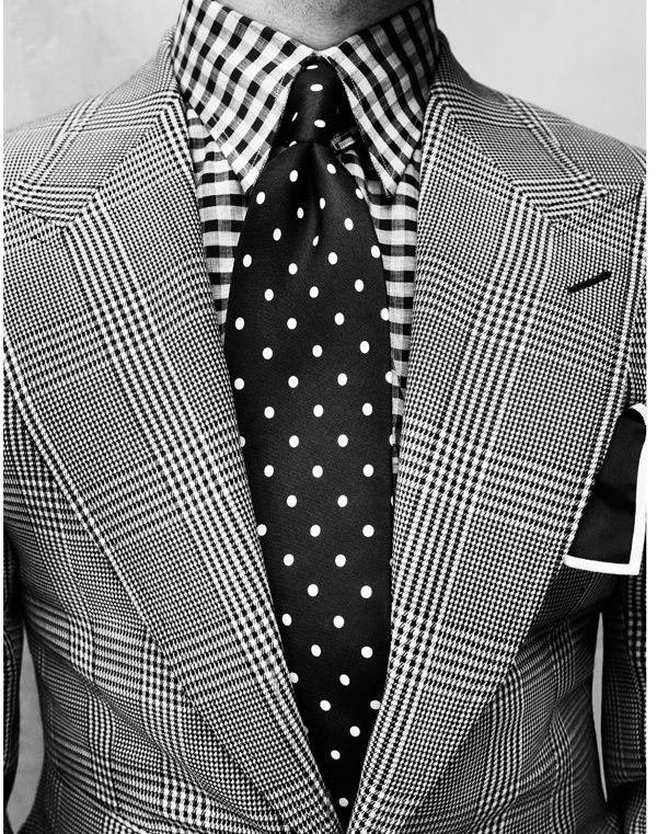Patterns Of Confidence (#Men #Fashion)