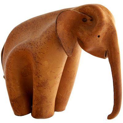 vintage 1960's leather elephantLeather Crafts, Ears 1960S, Deru, Wooden Toys, Leathercraft Ideas, Vintage Elephant, Elephant Toys, Leather Elephant, Animal