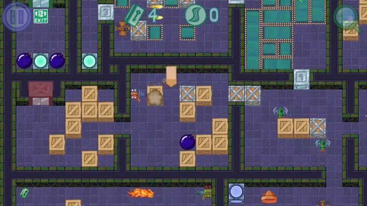 Box Kid Adventures - level 4-3 gameplay 60fps