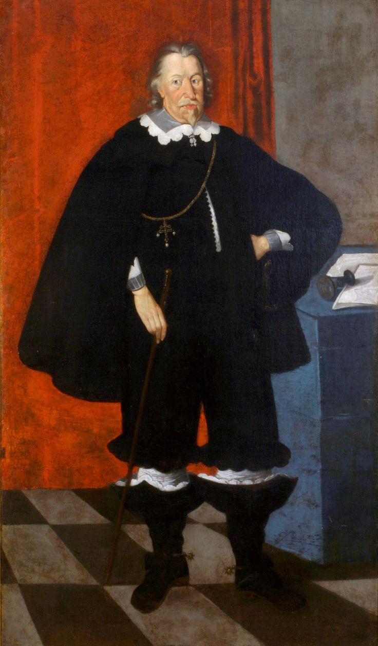 Peter Danckerts de Rij (1605–1661)  Portrait of Albrecht Stanisław Radziwiłł.	1640s-  National Arts Museum of the Republic of Belarus