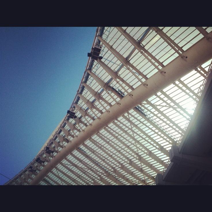 Calatrava,  Olympic Stadium, Athens