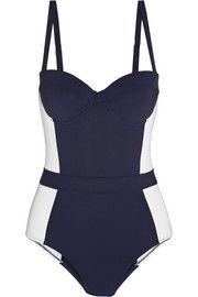Tory Burch Lipsi underwired swimsuit