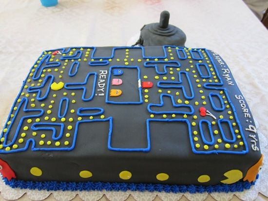 50 great gaming-themed birthday cakes: Zelda, Mario, Pokemon and more! : Tech Digest