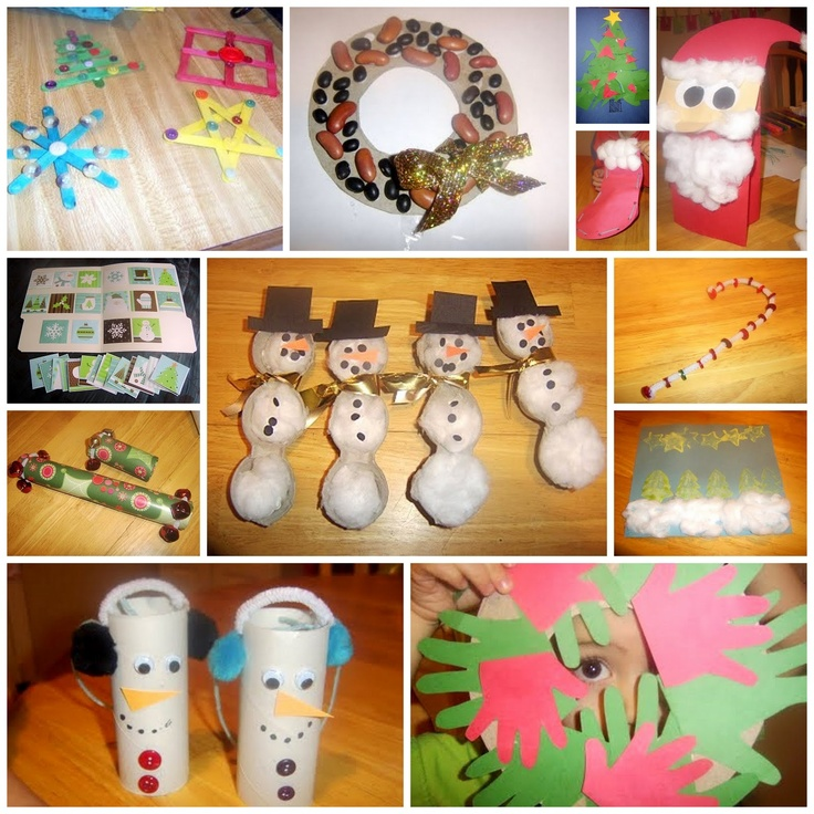 Little Family Fun: Crafty Christmas Countdown