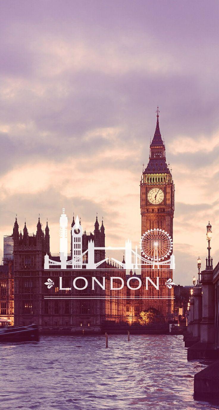 Iphone wallpaper london tumblr - London Vintage Wallpapersiphone