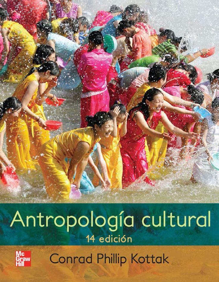 Antropología cultural. C.P. Kottak