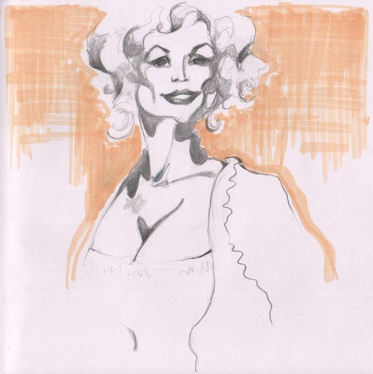 """Dolly Parton"" by Tina Nielsen"