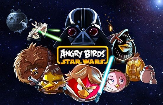 Rovio continues to writhe, Star Wars toys, coffee powder Paulig, all carrying the same theme, Angry Birds. If some time ago you have seen the first