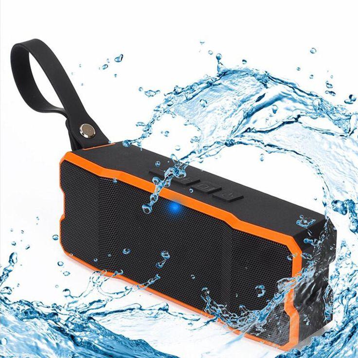 IP6 Wireless Best Bluetooth Speaker Waterproof Portable Outdoor Mini Column Box Loudspeaker Speaker Design for iPhone Xiaomi all #Affiliate
