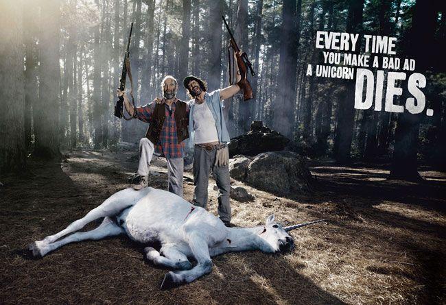 ..: Eagles Prints, The Eagles, Prints Awards, South Africa, Funny Commercial, Unicorns Die, King James, Bad Ads, Design