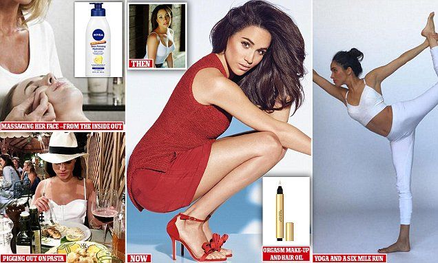 25 Best Beauty Images On Pinterest Meghan Markle Small