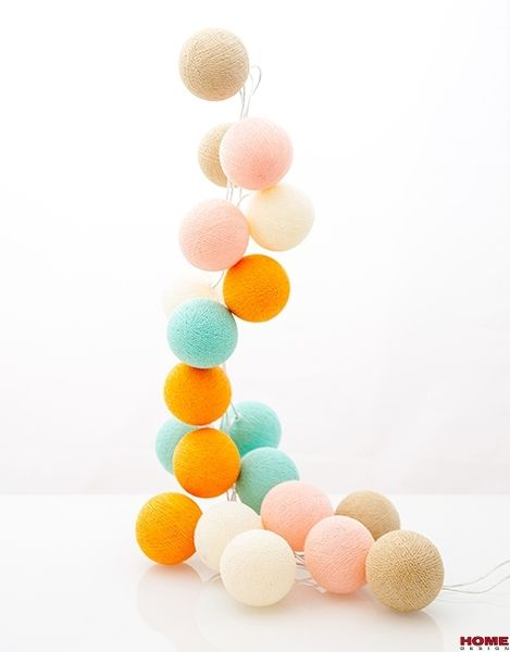 Cotton Balls by good moods* / CUKIERKOWY RAJ 35kul w H-DESIGN.PL na DaWanda.com