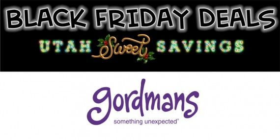 "Utah Sweet Savings: Gordmans Black Friday Ad and Popular ""Bag Event"" 2015!"