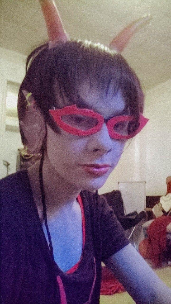 Meenah cosplay 38D