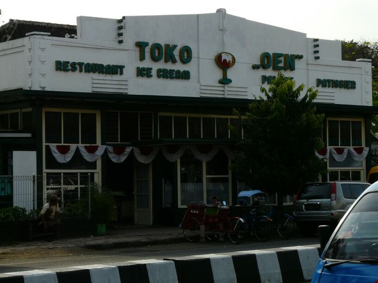 Toko Oen Malang, Java