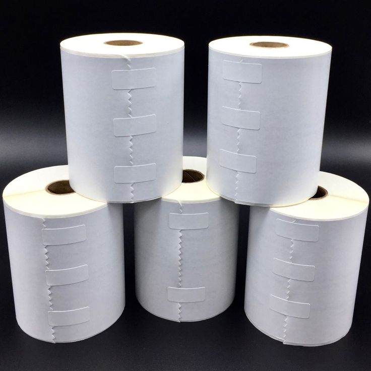"""Genuine Dymo LW 4"""" x 6"""" Thermal Shipping Labels 1744907 For 4XL Printer #Dymo"""