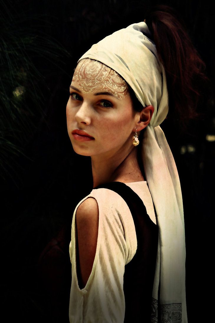 Girl With The Pearl Earring By ~duysphotoshoots On Deviantart