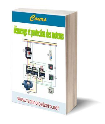 Téléchargez : Démarrage et protection des moteurs pdf ~ Cours D'Electromécanique