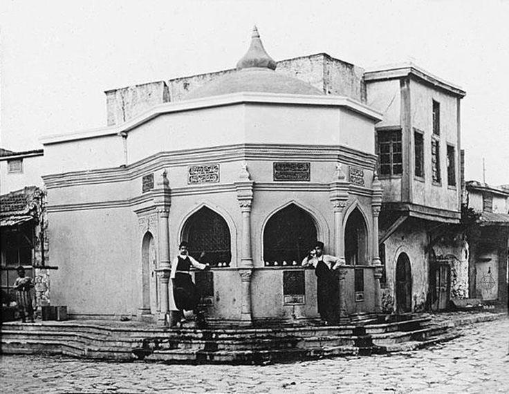 Heraklion, Daskalogianni square 1890