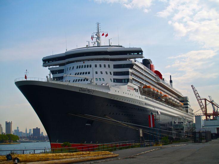 Queen Mary 2, Brooklyn NY 7.1.14