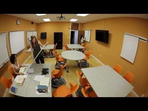 Sweet Briar Model Classroom - YouTube
