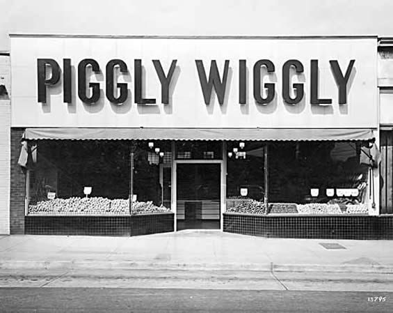 Piggly Wiggly? What's a Piggly Wiggly?